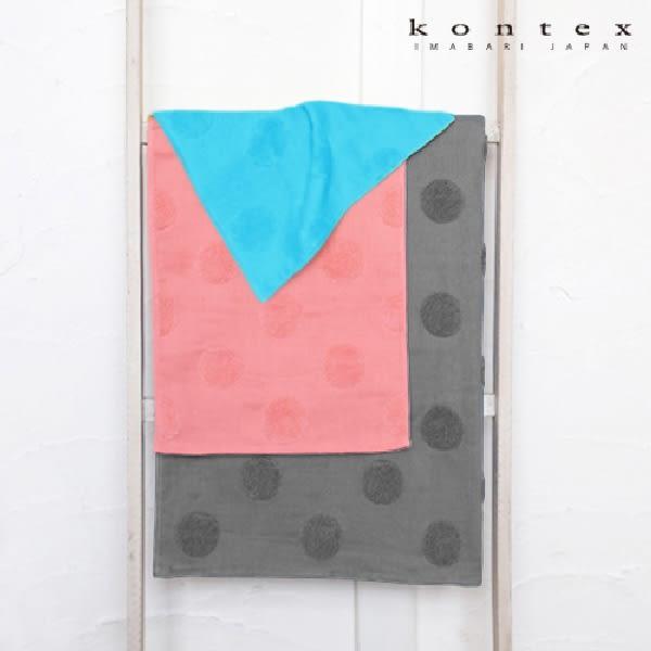 【クロワッサン科羅沙】日本今治~Kontex無撚團圓浴巾 58*115cm