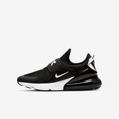 Nike Air Max 270 Extreme (gs) [CI1108-001] 大童鞋 運動 慢跑 籃球 黑白
