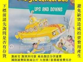 二手書博民逛書店the罕見magic school bus ups and do