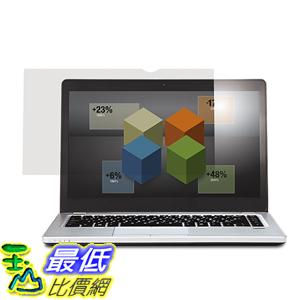 [美國直購] 3M AG12.5W9 Anti-Glare Filter 螢幕防眩光片(非防窺片) Widescreen Laptop 12.5吋 277 mm x 156 mm