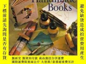 二手書博民逛書店Unique罕見Handmade BooksY464532 Alisa Golden Sterling, 20