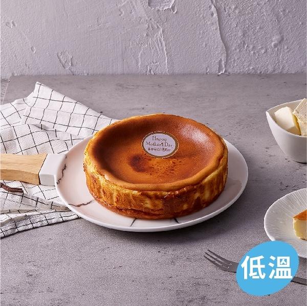 「喜憨兒.母親節預購」巴斯特乳酪蛋糕6吋