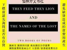 二手書博民逛書店【罕見】They Feed They Lion And The