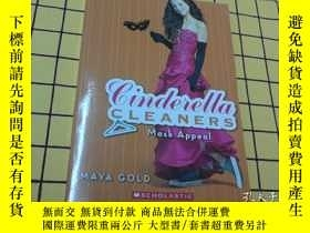二手書博民逛書店Cinderella罕見Cleaners:Mask Appeal