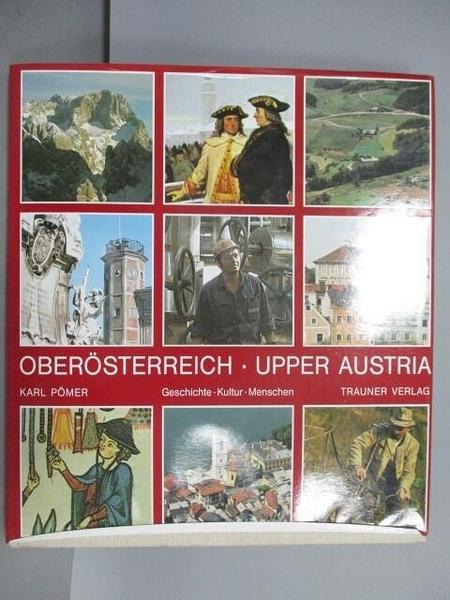 【書寶二手書T4/藝術_FJZ】Oberosterreich Upper Austria