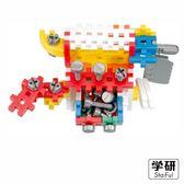 唯可 日本學研益智積木-工具組合