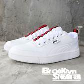 Puma Court Breaker Flag 白 紅條鞋舌 男女 情侶鞋 (布魯克林) 2018/8月 36681701