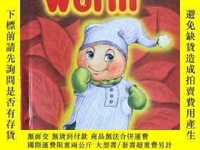二手書博民逛書店GLO罕見WormY385059 JUNE WOODAN Ladybird Books