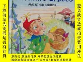 二手書博民逛書店英文原版罕見The Wishing Spells and Other Stories and Other Stor