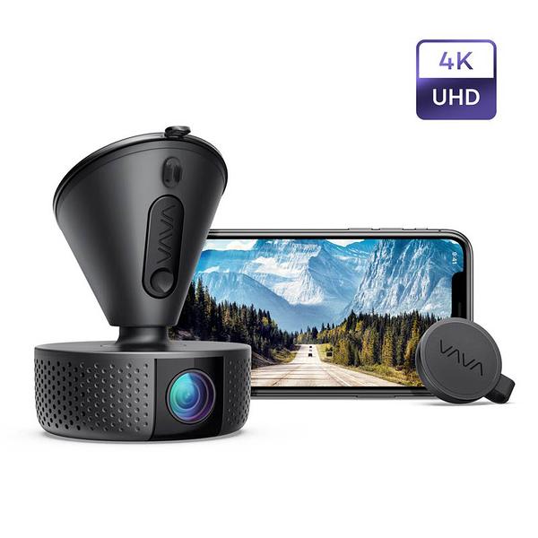 [9美國直購] 行車記錄儀 VAVA 4K UHD Dash Cam Car Dashboard Camera