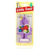 LITTLE TREES 美國小樹香片-紫莓果Berry Patch(10g)【美麗購】
