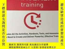 二手書博民逛書店Time罕見Management TrainingY23583