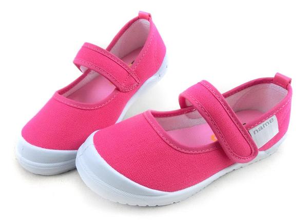 幼稚園室內鞋 現貨 軟底 中童休閒鞋{台灣製造} 專業室內鞋 I7521#桃紅 奧森鞋業
