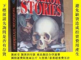 二手書博民逛書店THE罕見WONDERFUL BOOK OF HORROR ST