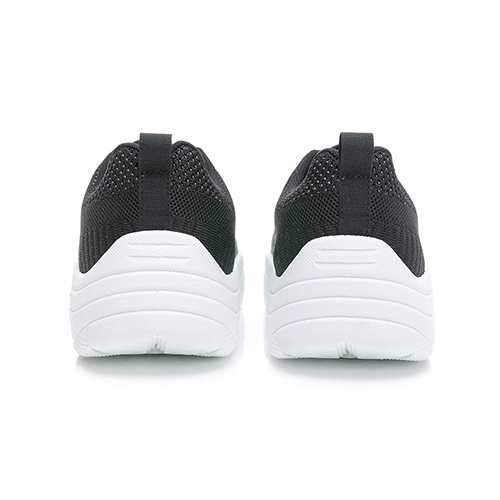PLAYBOY Flying Air 彈力飛織老爹鞋-黑粉(Y7216)