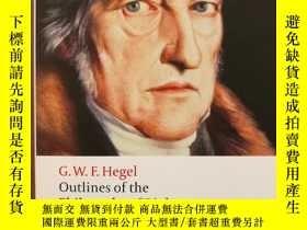 二手書博民逛書店Outlines罕見of the Philosophy of Right(進口原版,國內 )Y117832 G