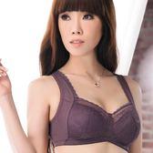【思薇爾】舒棉Bra系列B-E罩無鋼圈內衣(紫褐色)