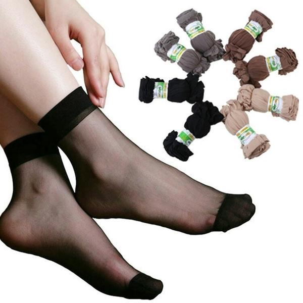 TwinS超薄透氣包芯絲短襪 短絲襪超薄透膚 舒適好穿好洗快乾【衝評價商品,量大也無法議價】