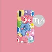 IDEA iPhoneXs Max 可愛熊手機殼 保護殼 軟殼 硬殼 非泰迪 熊抱哥 熊熊 迪士尼 xs max