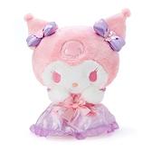 小禮堂 酷洛米 沙包絨毛玩偶 沙包娃娃 櫻花玩偶 小型玩偶 布偶 (紫 大和櫻花) 4550337-34909