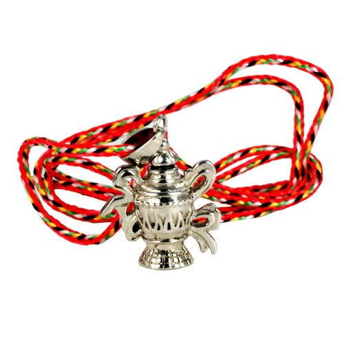 【藏傳佛教文物】和平寶瓶項鍊-(PBN41)