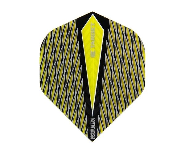 【TARGET】VISION ULTRA STANDARD QUARTZ Yellow 331730 鏢翼 DARTS