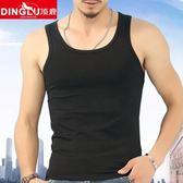 男士背心純棉青年透氣修身型運動打底跨欄工字吊帶汗衫寬鬆夏季潮