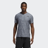 Adidas ALL SET TEE 2 男款灰色短袖上衣-NO.GC8322