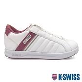 【超取】K-SWISS Lundahl Slip-On S CMF鞋套式運動鞋-女-白/莓紅