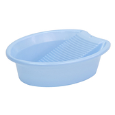 P5-0056 真貼心洗衣盆4.6L藍 NITORI宜得利家居