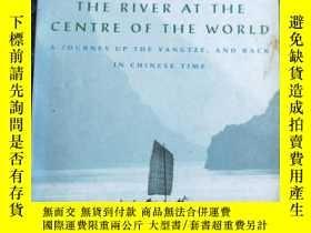 二手書博民逛書店英文原版The罕見River at the Centre of the WorldY85735 SIMON W
