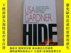 二手書博民逛書店Hide罕見by Lisa GardnerY2931 Lisa Gardner D. D. Warren, D