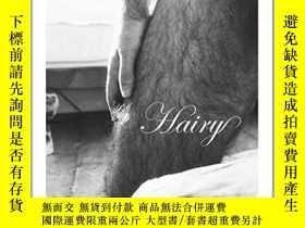 二手書博民逛書店【罕見】2009年版 Hairy by Professor Ro