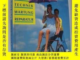 二手書博民逛書店DAS罕見FAHRRAD :Technik.wartung.re