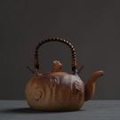 紫砂茶壺功夫茶具煮茶器養生燒水壺陶瓷電陶爐專用陶壺茶爐煮水壺-【618店長推薦】