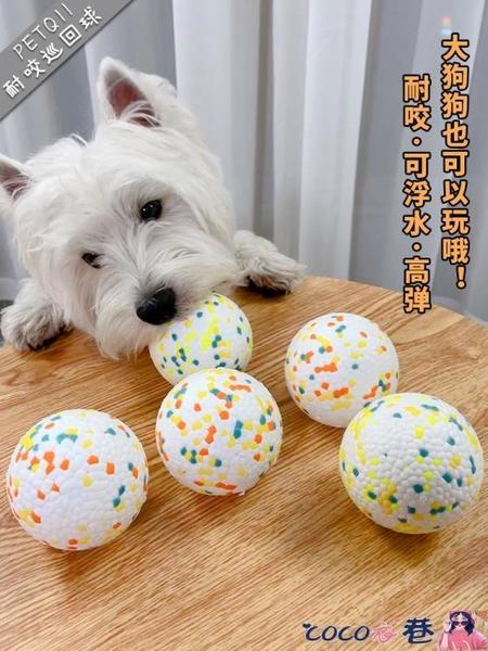 寵物玩具 狗狗玩具金毛耐咬球磨牙狗解悶神器逗柴犬柯基獨處大型犬寵物用品 coco