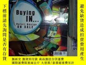 二手書博民逛書店HINGE罕見鉸鏈 2012 202Y261116