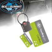 【Sea To Summit 澳洲 卡片式TSA安全鎖】STSATLTSACK/海關鎖/旅行鎖/行李鎖/★滿額送