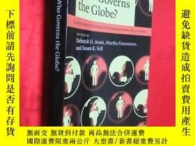 二手書博民逛書店Who罕見Governs the Globe? (Cambrid