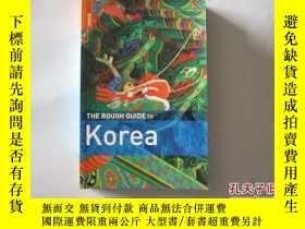 二手書博民逛書店THE罕見ROUGH GUIDE TO KOREA 【392】Y10970 出版2008
