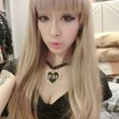高仿真超自然整頂假髮【MC079】長直髮...