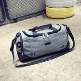 手提旅行包男女登機包大容量 行李包袋防水斜挎旅行袋旅游包TA7694【雅居屋】