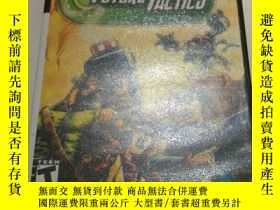 二手書博民逛書店FUTURE罕見TACTICS THE UPRISING(遊戲盤