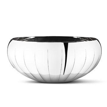 丹麥 Georg Jensen Legacy 系列 Bowl Large 銀波紋 置物皿 大尺寸