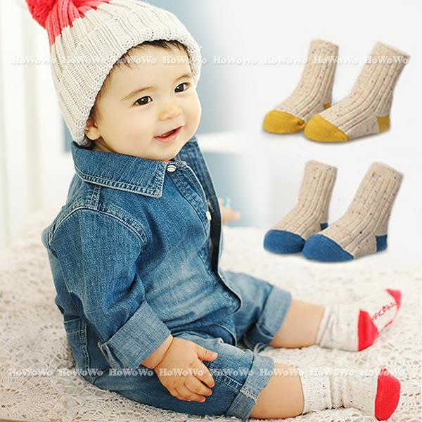 童襪 寶寶襪 彩色點點短襪 嬰兒襪 防滑襪 0-4歲 CA1765 好娃娃