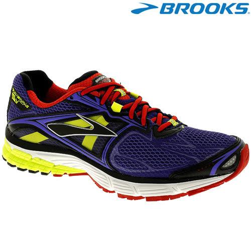 【BROOKS】美國進口Ravenna 5 男款輕量支撐慢跑鞋 - 瑩紫