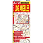 洛杉磯街道圖(中英文)