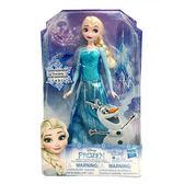 【孩之寶Hasbro】迪士尼 冰雪奇緣  歡唱艾莎 E3141