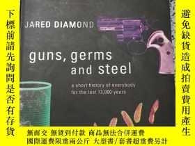 二手書博民逛書店Guns,罕見Germs and SteelY179933 見圖