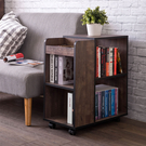 邊櫃 置物櫃 床頭櫃【收納屋】德爾活動收納櫃&DIY組合傢俱